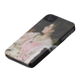 Ilya Repin- Portrait of Countess Natalia Golovina iPhone 4 Case-Mate Cases