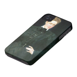 Ilya Repin- Portrait of countess Sophia Panina iPhone 4 Case-Mate Case