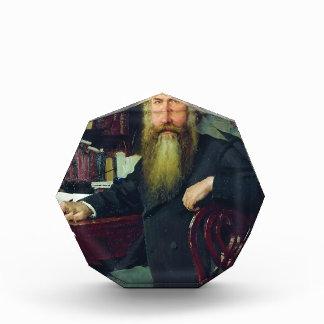 Ilya Repin-Portrait of historian & archaeologist Awards