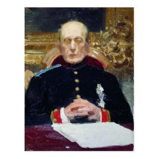 Ilya Repin- Portrait of Konstantin Pobedonostsev Postcards