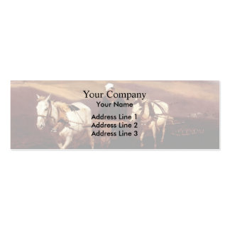Ilya Repin- Portrait of Leo Tolstoy as a Ploughman Business Cards