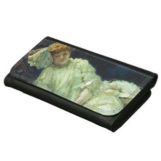 Ilya Repin- Portrait of Luiza Mersi D'arzhanto Wallet