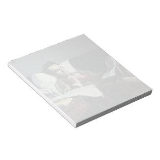 Ilya Repin-Portrait of the Composer Mikhail Glinka Memo Note Pads