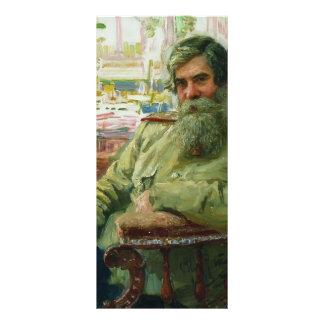 Ilya Repin- Portrait of Vladimir Bekhterev Rack Card
