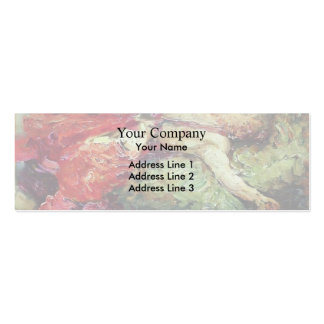 Ilya Repin- Sleeping Cossack Business Cards