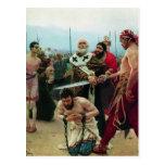 Ilya Repin- St. Nicholas Saves Three Innocents Postcard
