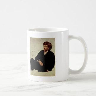 Ilya Repin- Student Nihilist Classic White Coffee Mug