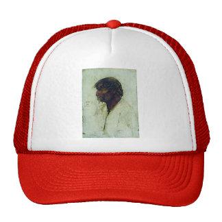 Ilya Repin- Ukrainian peasant Hat