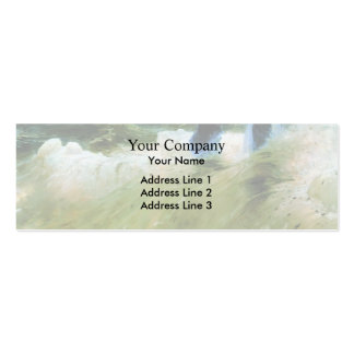 Ilya Repin- What a Freedom Business Card Templates