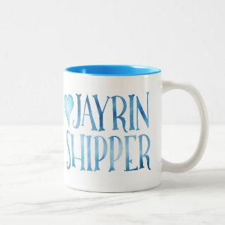 Ilyon Chronicles Jayrin Shipper Mug