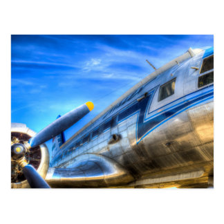 Ilyushin IL-14 Aircraft Postcard