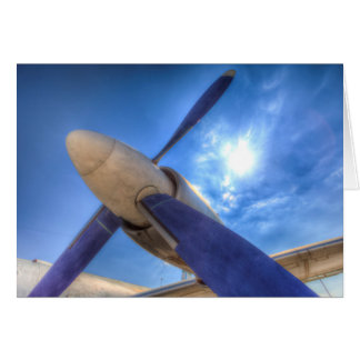 Ilyushin IL-18 Turboprop Card