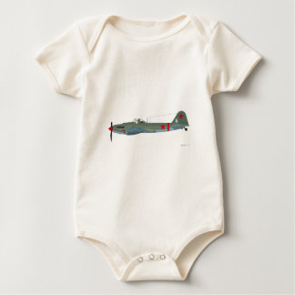 Ilyushin IL-2 Sturmovik Baby Bodysuit