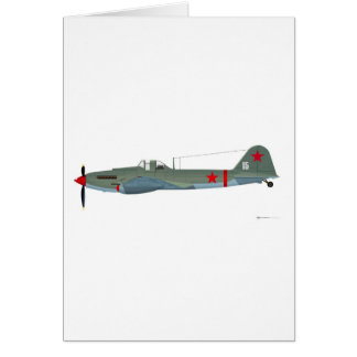 Ilyushin IL-2 Sturmovik Card