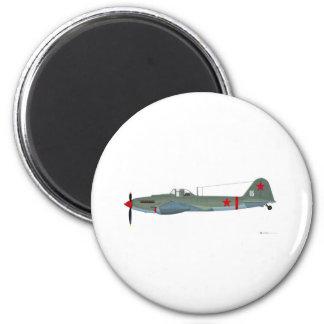 Ilyushin IL-2 Sturmovik Imán Para Frigorifico