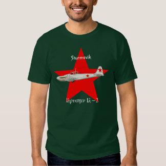 Ilyushin Il-2, Sturmovik T-shirt