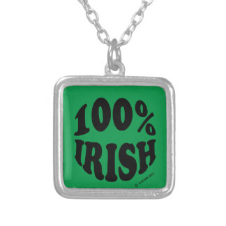 I'm 100% Irish Jewelry