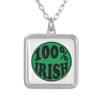 I'm 100 Irish Pendants