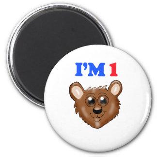 I'm 1 Lion Cub Magnets