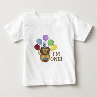 I'm 1 (lion) shirt