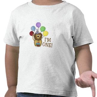 I'm 1 (lion) tee shirt