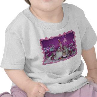 I'm 1 (w border) t-shirt