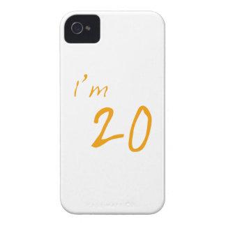 I'm 20 iPhone 4 case