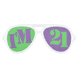I'm 21 - 21st Birthday Party Glasses Gag Gift