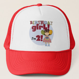 I'm 2  Birthday Girl T-shirts and Gifts Trucker Hat