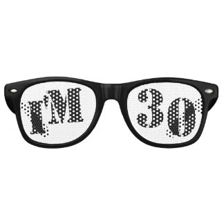 I'm 30 - 30th Birthday Party Glasses Gag Gift