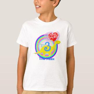 I'm 3 - 3rd Birthday Party Dinosaurs T-Shirt