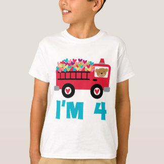 Im 4 Fire Truck T-Shirt
