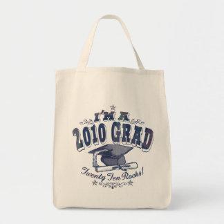 I'm a 2010 Grad T-Shirts and Gifts Tote Bag