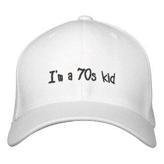 I'm a 70s kid Cap