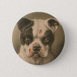 I'm a Bad Dog What Kind of Dog Are You? Button