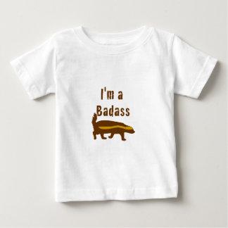 I'm a Badass Honey Badger Baby T-Shirt