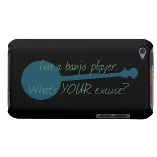 I'm a Banjo Player, What's Your Excuse? iPod Case-Mate Case