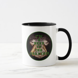 I'm a Bear in the Morning products Mug