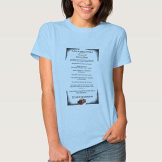I'm a Bibliophile Tee Shirt