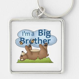 I'm a Big Brother bear Keychain
