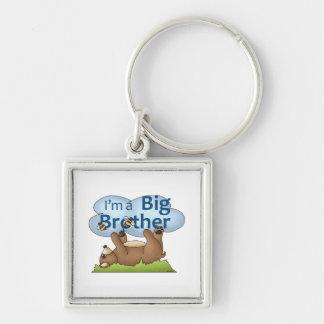 I'm a Big Brother bear Keychains