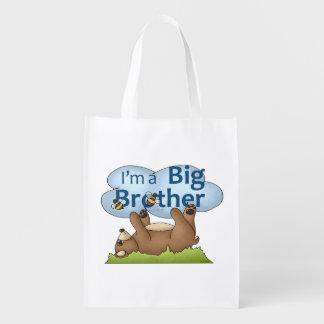 I'm a Big Brother bear Market Totes