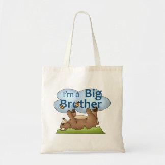 I'm a Big Brother bear Tote Bag