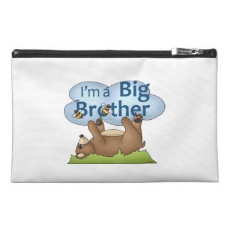 I'm a Big Brother bear Travel Accessories Bags