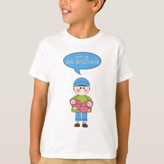 i'm a big brother! (twin sisters) T-Shirt