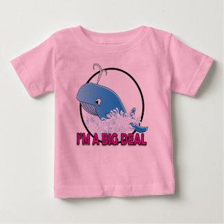 I'm A Big Deal - Baby Fine Jersey T-Shirt Baby T-Shirt