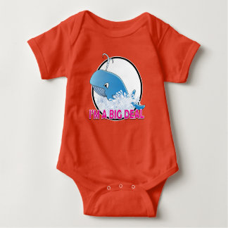 I'm A Big Deal - Baby Jersey Bodysuit Baby Bodysuit