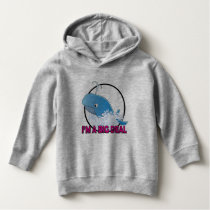 I'm A Big Deal - Toddler Pullover Hoodie