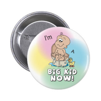 I'm a Big Kid Now Button