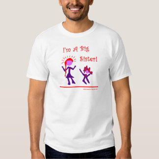 I'm A Big Sister! T Shirt